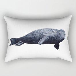 GREY SEAL Rectangular Pillow