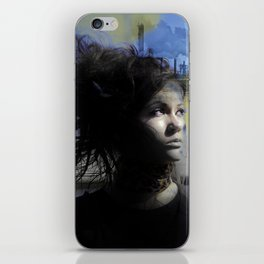 Lonely Country Mile iPhone Skin
