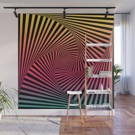 Summer Sunset Twista Wall Mural