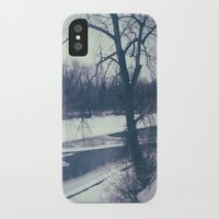 indiana iPhone & iPod Cases featuring Indiana by Mt Zion Press