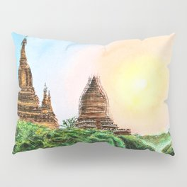 Myanmar Pillow Sham