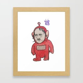 Trolltubbies Framed Art Print