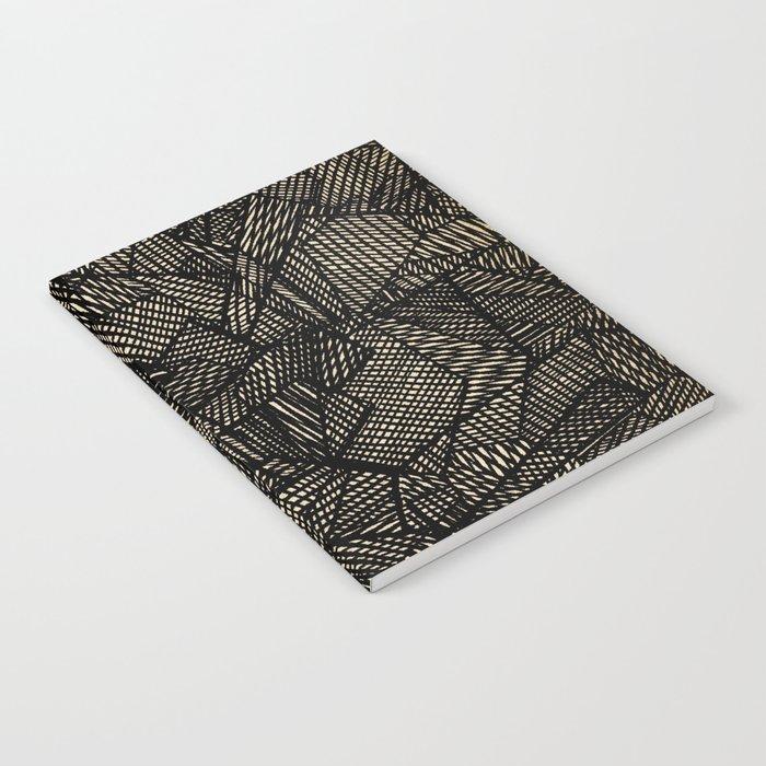 - étoile noire [blackstar] - Notebook