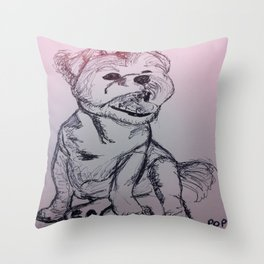 PopPup Throw Pillow