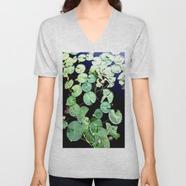 Blackwater Lily's  Unisex V-Neck