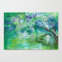 Green River Mystery Canvas Print