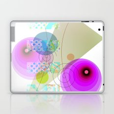 modern art Laptop & iPad Skin