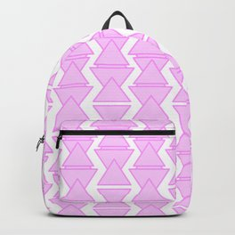 RIGHT AND WRONG II: PINK AGAIN, AGAIN Backpack