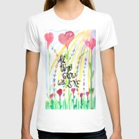 love quotes T-shirts featuring Love Quotes by Just Creative Julia
