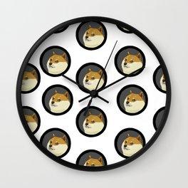 DOGECOIN Wall Clock