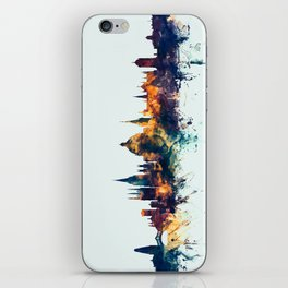 Oxford England Skyline iPhone Skin
