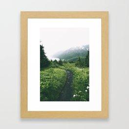Happy Trails XIX Framed Art Print