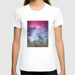 MOON under MAGIC SKY I T-shirt
