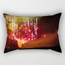 The showplace aglow Rectangular Pillow