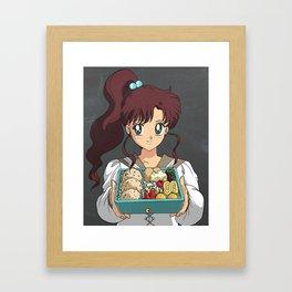 Makoto Coocking Framed Art Print