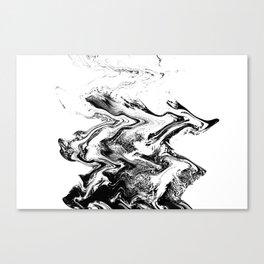 07_Waves Canvas Print
