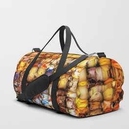 Gordion Knot Duffle Bag