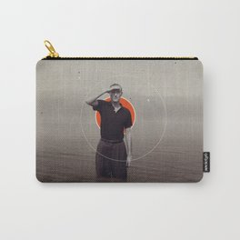 Where Have You Gone Without Me Carry-All Pouch