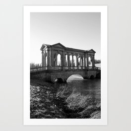 Bridge to Earnest  Art Print