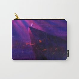 Sing With All the Voices of a Mountain Carry-All Pouch
