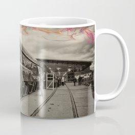 Electrical Steam Coffee Mug