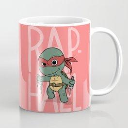 TMNT: Raphael (Cute & Dangerous) Coffee Mug
