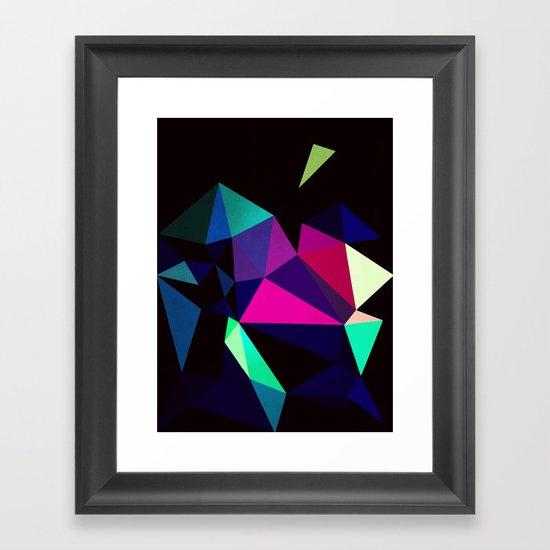 xromytyx Framed Art Print
