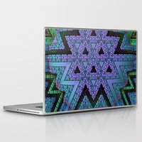fabric Laptop & iPad Skins featuring Fabric by Lyle Hatch