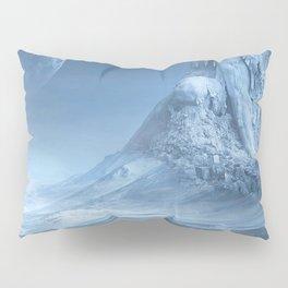 Travel On Fantasy Planet Pillow Sham