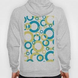 AI Aqua 098-59-30 Coloro 2021 Color Of the Year and Lemon Sherbet Yellow 046-85-28 Funky Geometric Rings Hoody