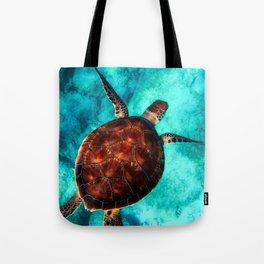 Marine sea fish animal Tote Bag