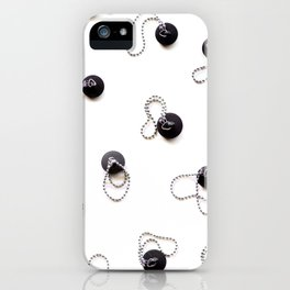 Get your plug back! Pattern Style 02 iPhone Case