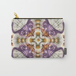 Deadly Daisies Carry-All Pouch