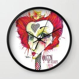 Queen of Hearts, Wait Till I Loose My Temper Wall Clock