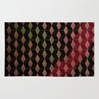 cosmic Area & Throw Rugs featuring Cosmic by Susan Marie