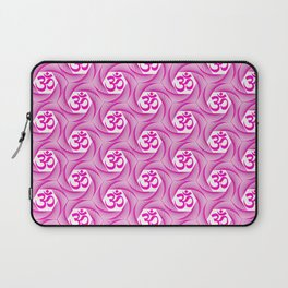 Pink OM Laptop Sleeve