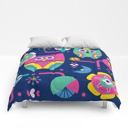 Owls love Comforters