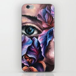 """Guarded"" Painting iPhone Skin"