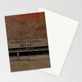 Old Haunts - Whitechapel Road,  London Stationery Cards