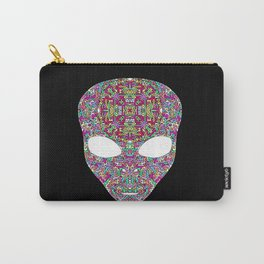 Rainbow Alien Carry-All Pouch