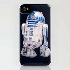 R2 D2 - Star Wars Slim Case iPhone (4, 4s)