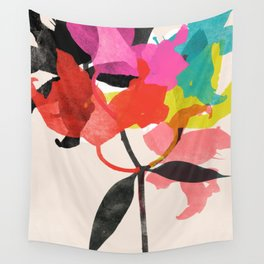lily 5 Wall Tapestry