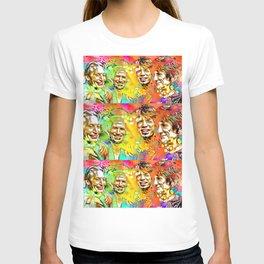 The Stones Pop Art Painting T-shirt