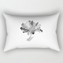 Fleur NuE Rectangular Pillow