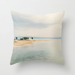 Find Your Calm Throw Pillow
