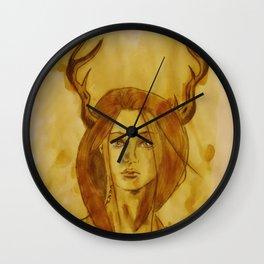 Kenaz Wall Clock