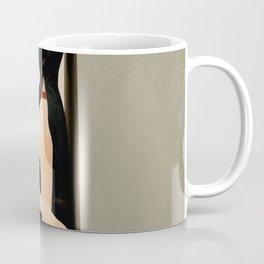 Elegant Model Flow Coffee Mug