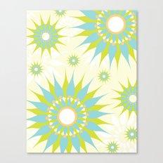 Popsy Twirl Canvas Print