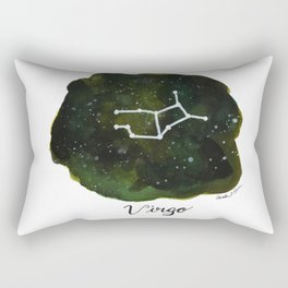 Virgo Rectangular Pillow