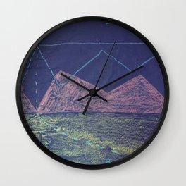 layout Wall Clock